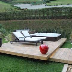 Terrasse von IngeniARQ