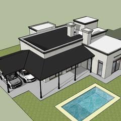 :  Houses by Di Gaeta-Marrón Arquitectos