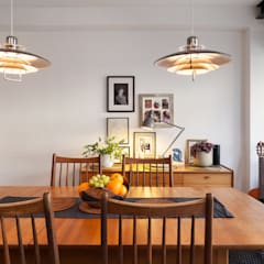:  Dining room by Collective Works