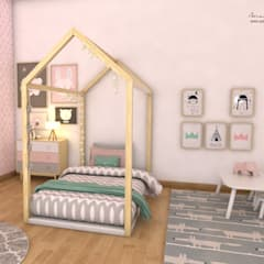 Nursery/kid's room by Ana Rocha