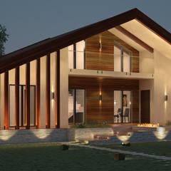 Dom 3 (VS - Italy): Дома в . Автор – Apriori Albero
