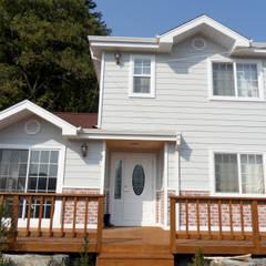 팀버하우스 2: Timber house의  주택