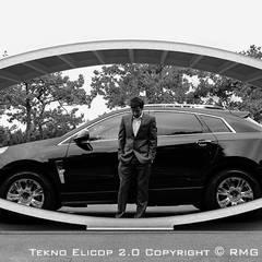 Tettoia per Auto | metallica, modulare, personalizzabile: Garage/Rimessa in stile  di RMG Project Studio