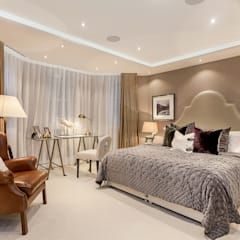 Bedroom by APT Renovation Ltd,