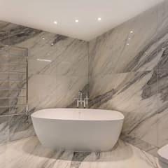 House renovation in Holland park:  Bathroom by APT Renovation Ltd, Modern