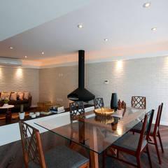 اتاق غذاخوری by All Arquitectura