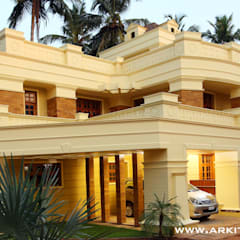 Houses by Arkitecture studio,Architects,Interior designers,Calicut,Kerala india