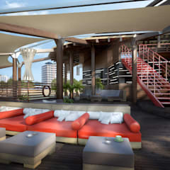 Sunny Beach - Bar Restorant:  Bars & clubs by eNArch.info