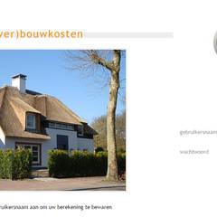 Häuser von watkostbouwen.nl , Modern