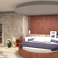 Apartment in Sliven:  Bedroom by eNArch.info
