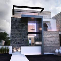 خانه ها by TARE arquitectos