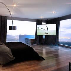 moderne Schlafzimmer von TARE arquitectos