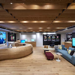 Offices & stores by 晨室空間設計有限公司