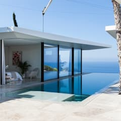 Infinity pool by jle architekten