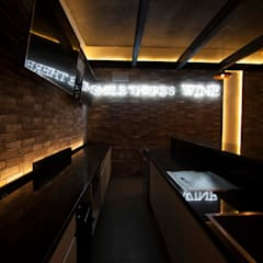 Media room by Toyka Arquitectura