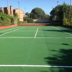 Pintura y marcaje de pista deportiva : Estadios de estilo  de PINTURAS COBALTO SL