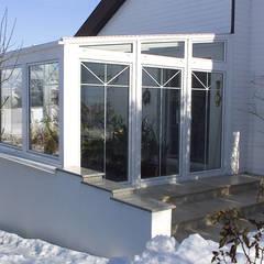 Wintergarten Mit Weißen Sprossen: Klassischer Wintergarten Von Schmidinger  Wintergärten, Fenster U0026 Verglasungen