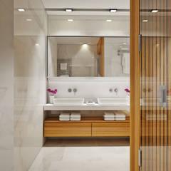 ÖZHAN HAZIRLAR İÇ MİMARLIK – Banyo:  tarz Banyo