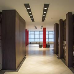 OAB Subseção de Passo Fundo RS: Edifícios comerciais  por Carla Almeida Arquitetura
