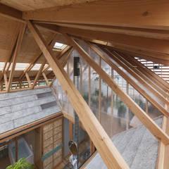 屋根裏: A.A.TH ああす設計室が手掛けた和室です。