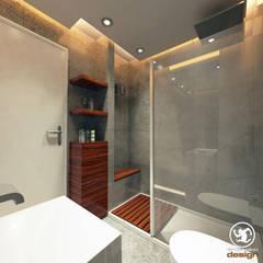 Erden Ekin Design – 2+1 Banyo: modern tarz Banyo