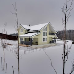 scandinavian Houses by GOOD WOOD