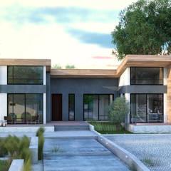 Houses by Apriori Albero
