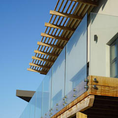 Brenton on Sea:  Houses by Sergio Nunes Architects