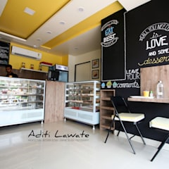 Bakery Cafe in Pune:  Gastronomy by Aditi Lawate,Modern