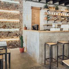 CoLAB: Espaços gastronômicos  por MZNO