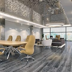 Offices & stores توسطhomify, مدرن