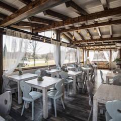 Chiosco Chicca | San Mauro Pascoli: Gastronomia in stile  di Civicocinquestudio