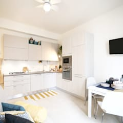 Kitchen by Civicocinquestudio