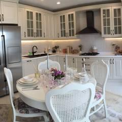 rwiçmimari – iç dekorasyonlarımız: rustik tarz tarz Mutfak