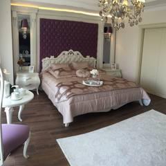 rwiçmimari – iç dekorasyonlarımız:  tarz Yatak Odası, Rustik