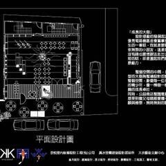 京悅設計  - 逗點咖啡館(逗點青少年公益商店):  酒吧&夜店 by 京悅室內裝修設計工程(有)公司|真水空間建築設計居研所