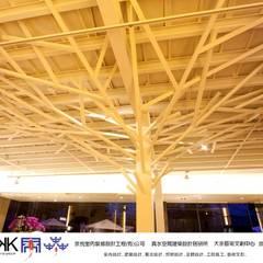 京悅設計-逗點咖啡館(逗點青少年公益商店):  體育館 by 京悅室內裝修設計工程(有)公司|真水空間建築設計居研所