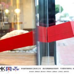 京悅設計-逗點咖啡館(逗點青少年公益商店):  醫院 by 京悅室內裝修設計工程(有)公司|真水空間建築設計居研所