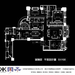 Du thuyền & phi cơ by 京悅室內裝修設計工程(有)公司|真水空間建築設計居研所