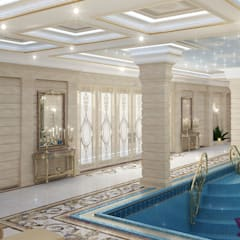 استخر by Luxury Antonovich Design