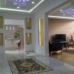 rwiçmimari – saıyer villa:  tarz Koridor ve Hol