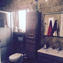 rwiçmimari – saıyer villa:  tarz Banyo