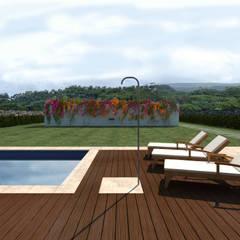 Piscina: Piscinas  por FL  Arquitecto