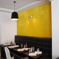 Salle de reception: Restaurants de style  par EP