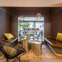 Hotelbar:  Bars & Clubs von RÄUME + BAUTEN