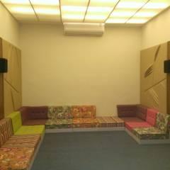 Phòng giải trí by homify