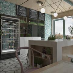 Веганское кафе: Ресторации в . Автор – Бюро 19.23
