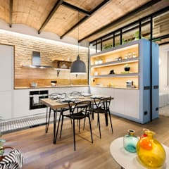 Kitchen by Egue y Seta, Mediterranean