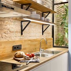 mediterranean Kitchen by Egue y Seta
