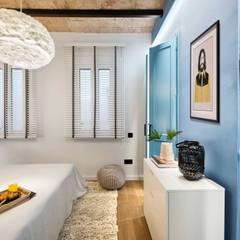Dormitorios de estilo  por Egue y Seta